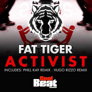 Fat Tiger - Activist (Original Mix) Artwork