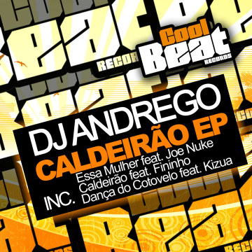 DJ Andrego - Caldeirao ft. Fininho Artwork