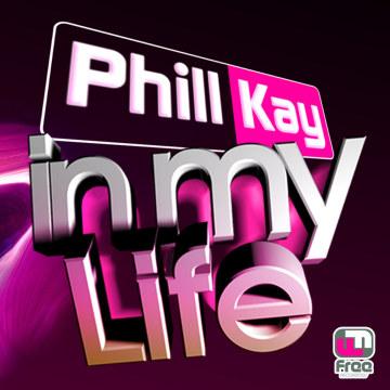 Phill Kay - In My Life (Sunlover) Artwork