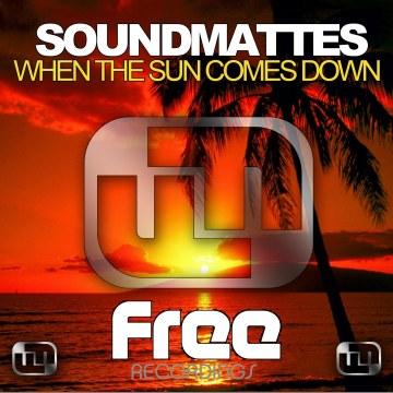 Soundmattes - When the Sun Comes Down Artwork