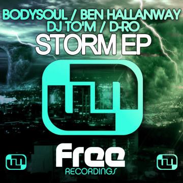 Bodysoul, Ben Hallanway & DJ To'M - Swagga ft. D-Ro Artwork