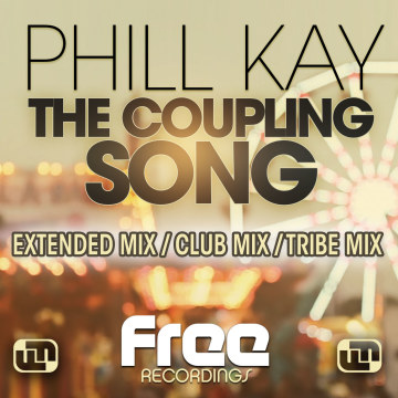 Phill Kay - The Coupling Song Artwork