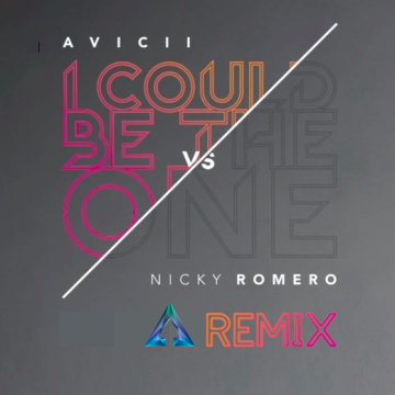 AKR - I could be the one (AKR remix) Artwork