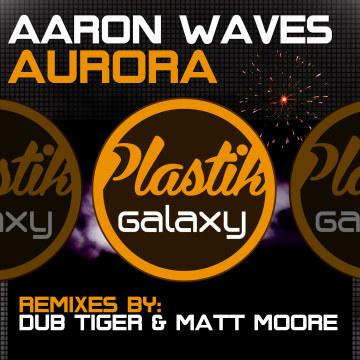 Aaron Waves - Aurora Artwork