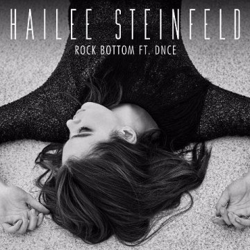 Hailee Steinfield ft. DNCE - Rock Bottom Artwork