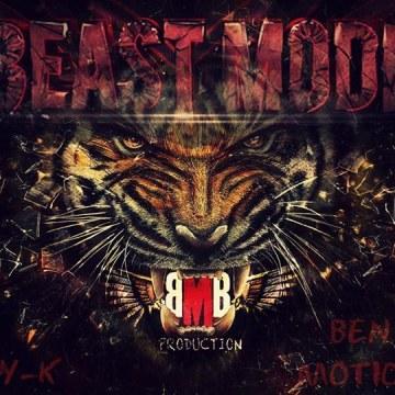 Jay-K ft Ben Motion - beastmode Artwork