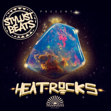 Stylust Beats & Neon Steve - Heavy Metal Shit feat. Lafa Taylor Artwork