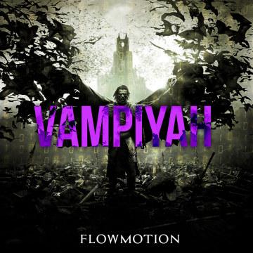Flowmotion - Vampiyah Artwork
