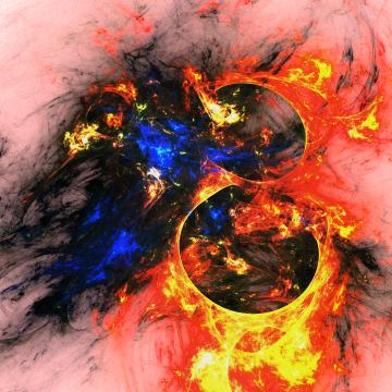 Eyeland - Michaelangelo Artwork
