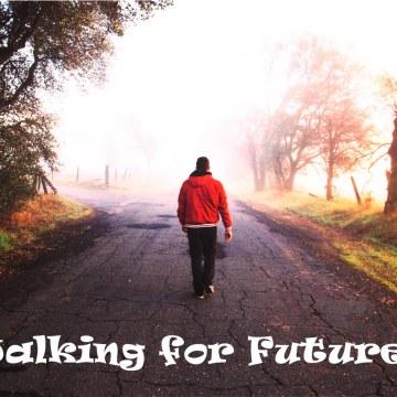 Diego Calderon - Walking For Future Artwork