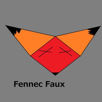 Fennec Faux - Synth Me a River Artwork