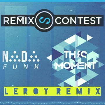 Nada Funk - This Moment (Leroy remix) Artwork