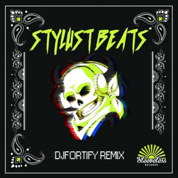 Stylust Beats & DJANK YUCCA - Painkiller (DJ Fortify remix) Artwork