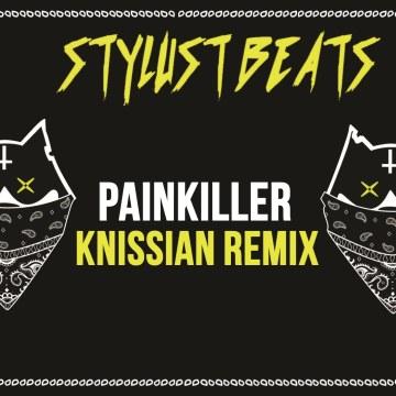 Stylust Beats & DJANK YUCCA - Painkiller (Knissian remix) Artwork