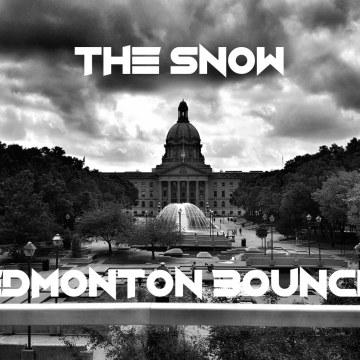 THE SNOW - Edmonton Bounce Artwork