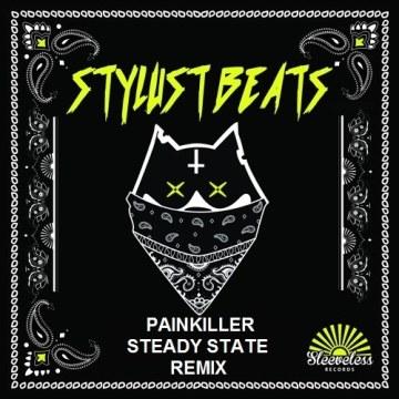 Stylust Beats & DJANK YUCCA - Painkiller (Steady State remix) Artwork
