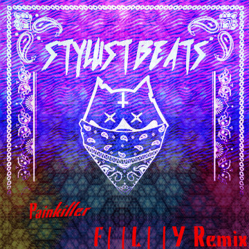 Stylust Beats & DJANK YUCCA - Painkiller (F||L||Y remix) Artwork