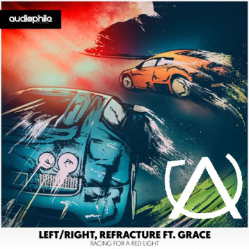 Left/Right, Refracture, Grace - Racing For A Red Light (Diego Calderon remix) Artwork