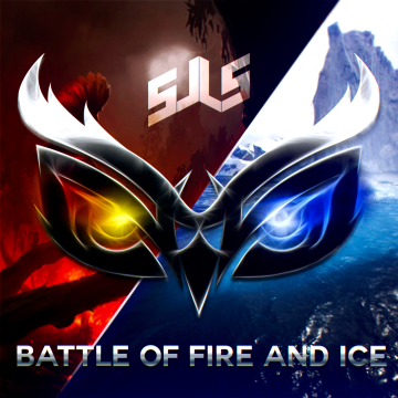 sJLs - Battle of Fire and Ice Artwork