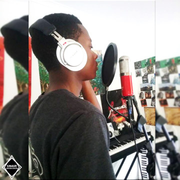 EA$Y TAVEN - Fake Love Remix Artwork