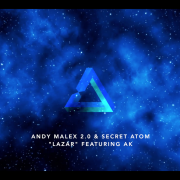 Andy Malex 2.0 & Secret Atom - Lazar [feat. AK] Artwork