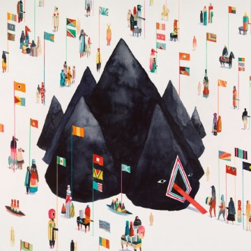 Young the Giant - Silvertongue Artwork
