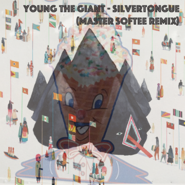 Young the Giant - Silvertongue (Yusuf Siddiquee remix) Artwork