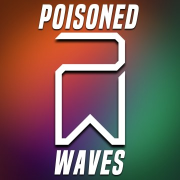 Young the Giant - Silvertongue (Poisoned Waves remix) Artwork