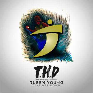 Ruben Young - Take Her Down (Sjmba remix) Artwork
