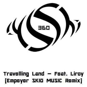 SHI 360 - Travelling Land feat. Liroy (empeyer remix) Artwork