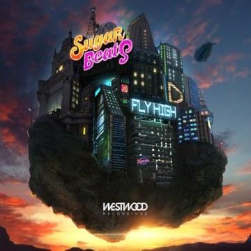 SugarBeats - Moon Walker feat. Veronica RockStar Artwork