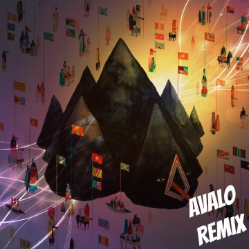 Young the Giant - Silvertongue (AVALO remix) Artwork