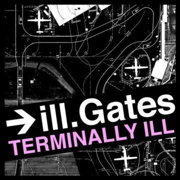 ill.Gates - Flying Ft. Stephan Jacobs & Jackie Rain Artwork