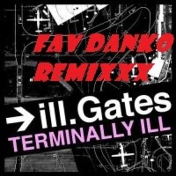 ill.Gates - Flying Ft. Stephan Jacobs & Jackie Rain (Fav-Danko remix) Artwork