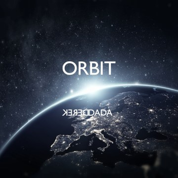 Derek Dada - Orbit Artwork