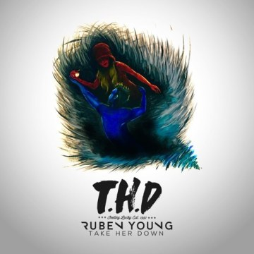 Ruben Young - Take Her Down Artwork