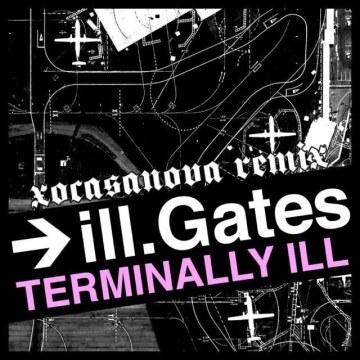ill.Gates - Flying Ft. Stephan Jacobs & Jackie Rain (XOCASANOVA remix) Artwork