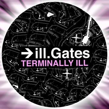 ill.Gates - Flying Ft. Stephan Jacobs & Jackie Rain (MAGMARA remix) Artwork