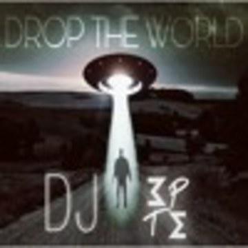 DJ P3T3 - Drop The World - DJ P3T3 Artwork