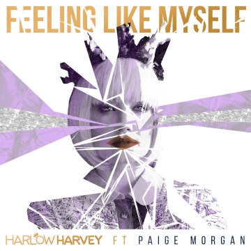 Harlow Harvey - Feeling Like Myself Feat. Paige Morgan (George Santana remix) Artwork