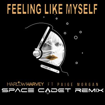 Harlow Harvey - Feeling Like Myself Feat. Paige Morgan (Tyler MacGregor remix) Artwork