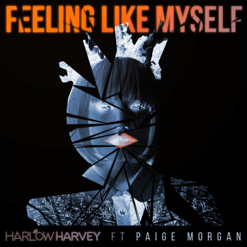 Harlow Harvey - Feeling Like Myself Feat. Paige Morgan (Aleksander Kamiński remix) Artwork