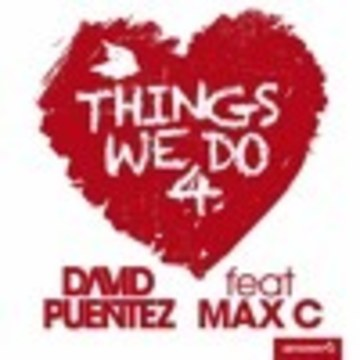 DJ Mixer Man - David Puentez Ft. Max C. - Thing We Do (Melodrama) Mixer Man Remix Artwork