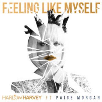 Harlow Harvey - Feeling Like Myself Feat. Paige Morgan (Joe Nolan remix) Artwork