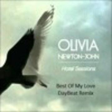 Day.Beat - Olivia Newton-John. Best of My Love. DayBeat Remix Artwork