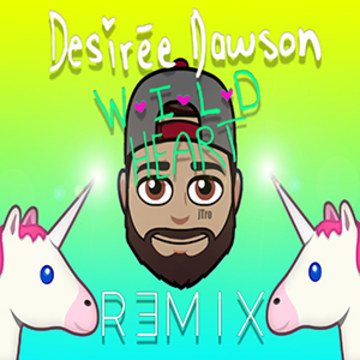 Desirée Dawson - Wild Heart (jTRO remix) Artwork
