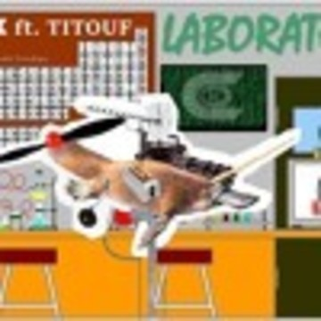 Cox - Cox ft. Titouf - Laboratory Artwork