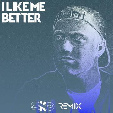 Lauv - I Like Me Better (OKO remix) Artwork