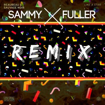 ReauBeau & Sauvage Noir - Like A Star (Sammy Fuller remix) Artwork
