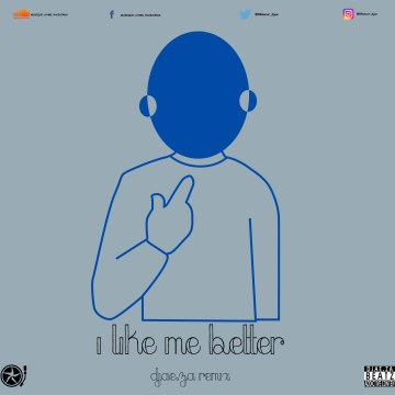 Lauv - I Like Me Better (DJAEza remix) Artwork
